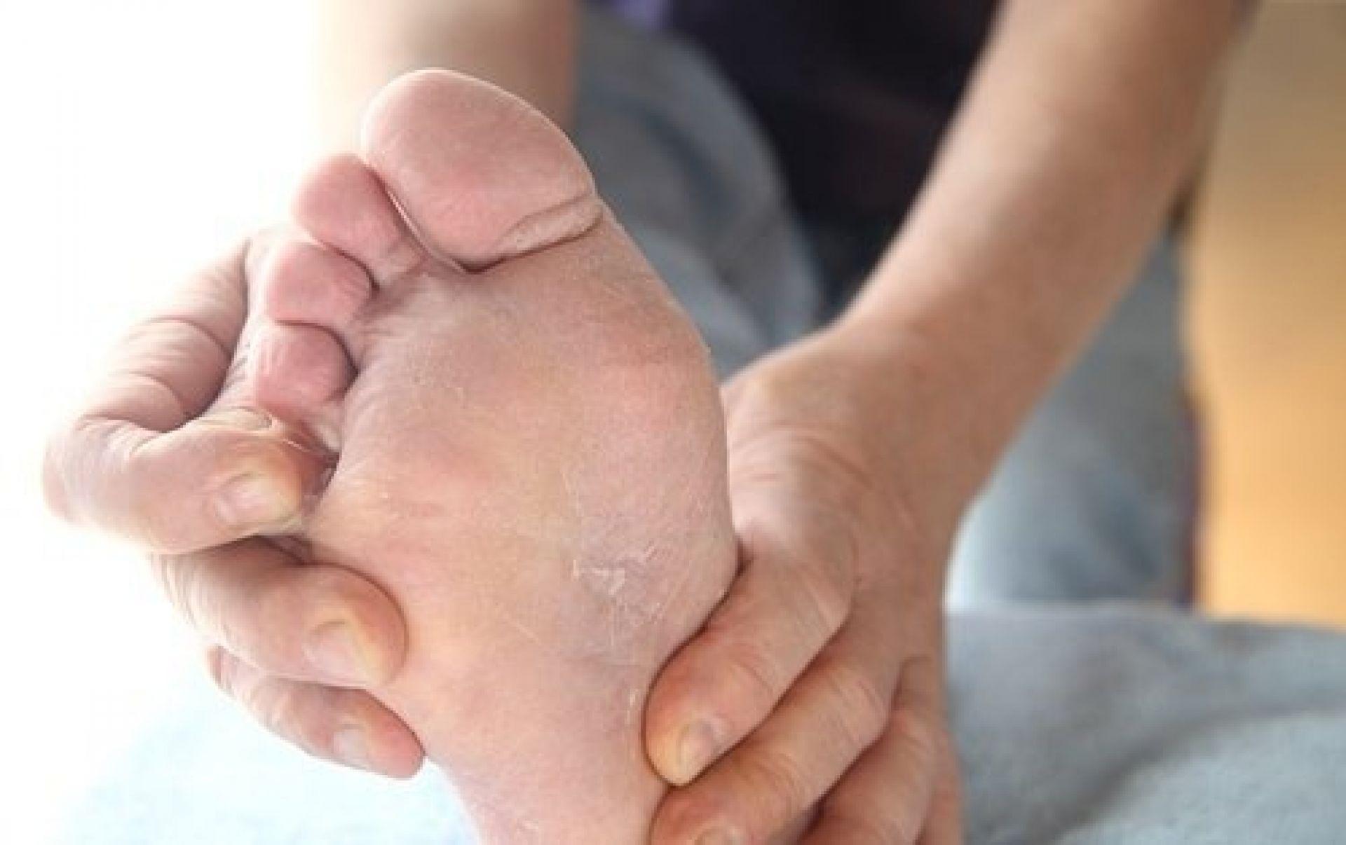 soigner ses pieds naturellement